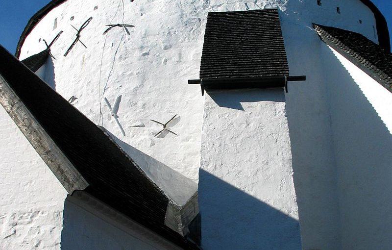 Besøg rundkirkerne på Bornholm